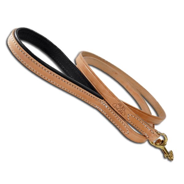 High-Quality Natural Dog Leashes